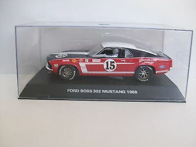 Scalextric Ford Mustang 1969 Boss 302 no ninco no revell slot