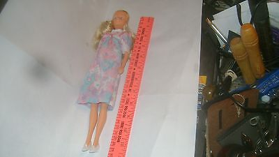 Unusual Pregnant Doll,Teaching Tool 12 Inches Long Has Infant In Stomach L94