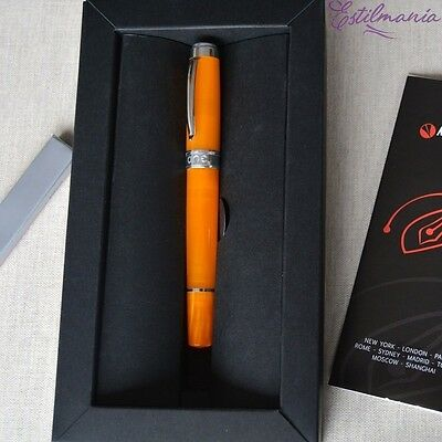 Estolográfica Marlen One naranja M14-103-OR