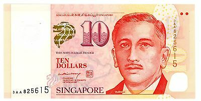Singapore ... P-48a ... 10 Dollars ... ND(2005) ... CH*UNC*