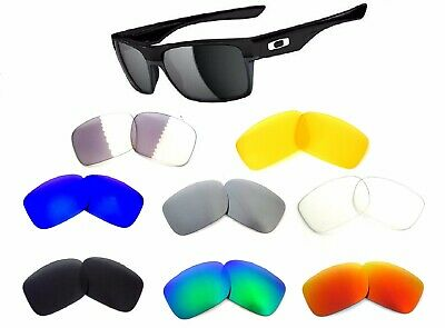 Galaxy Replacement Lenses For Oakley Twoface Sunglasses Multi-Color Polarized