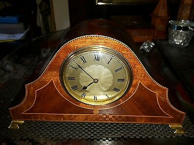 antique small french mantle clock