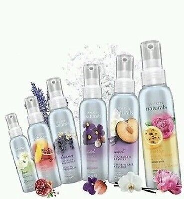 AVON Naturals Scented Spritz - Freshening home, body & clothes spray