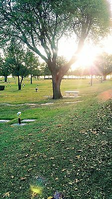 1 Cemetery Plot in the Bluebonnet Hills in Colleyville