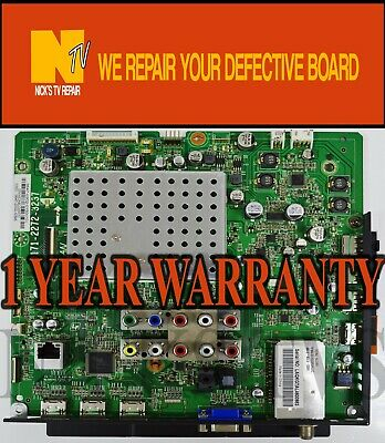 Vizio Main board Repair Service For 3647-0302-0150 M470NV