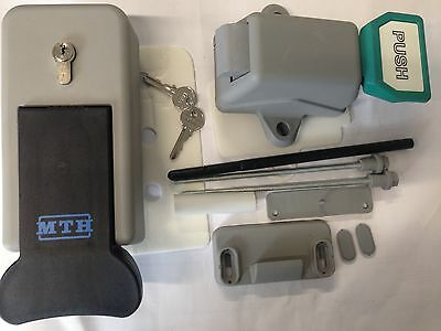 COLDROOM PARTS & COLDROOM SPARES MTH Hinged Door Handle Kit