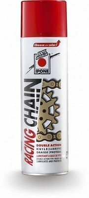Ipone racing chain lube red for road off road dirt mx 500ml