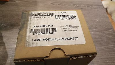 Infocus SP-LAMP-LP4Z Module LP425Z / LP435Z Projector Lamp Bulb CD450M-930