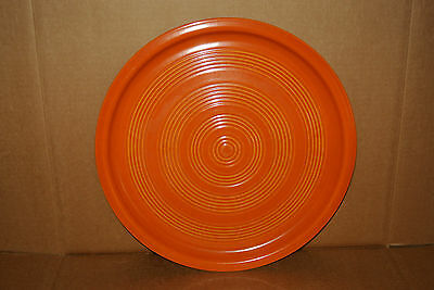"""Pacific Pottery Hostess Ware Target 16"""" Platter No. 451"""