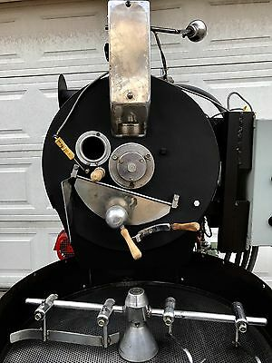Vittoria Commercial Drum Coffee Roaster