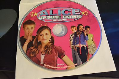 Alice Upside Down (DVD, 2008)Disc Only Free Shipping 2-93