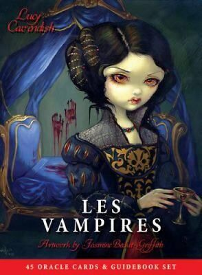 Les Vampires Oracle Ancient Wisdom and healing messages from th... 9781922161161