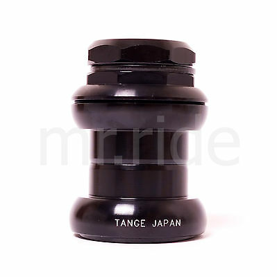 Tange Japan Seiki Falcon FL 250C Headset 1 in, Thread road bike Black