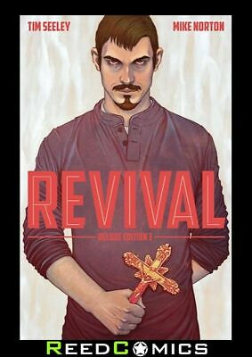REVIVAL VOLUME 3 DELUXE COLLECTION HARDCOVER (296 Pages) Hardback Collect #24-35