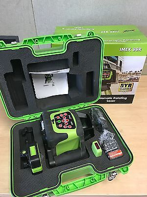 Imex 88R Rotating Laser Level - Red beam