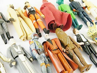 Vintage Star Wars Figures - Please choose from selection (D)