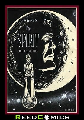 WILL EISNER THE SPIRIT ARTIST EDITION VOLUME 2 HARDCOVER New Boxed Hardback