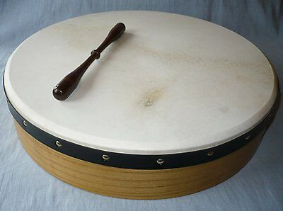 "Glenluce 16"" Bodhran GR1600 with Tipper, New & Unused"