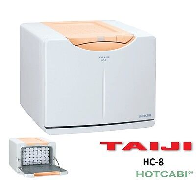 "Taiji HC-8 Mini Hot Cabi Towel Towelette Warmer ""Brand New Boxed"""