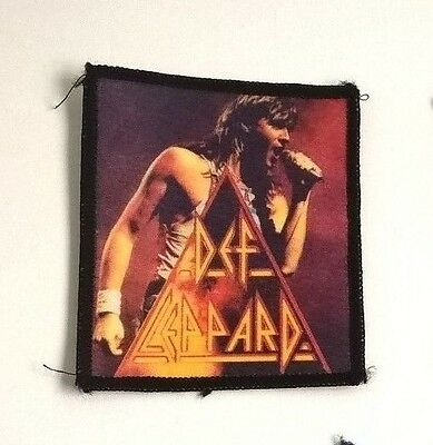 Def Leppard Patch Sew On