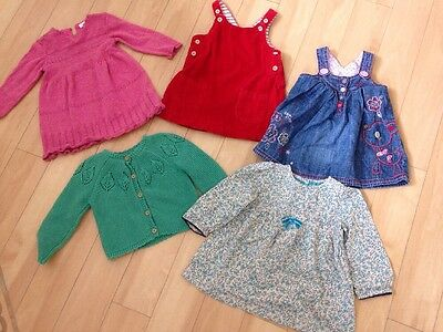 Beautiful Baby Girls Next Clothes Bundle Age 6-9 Months