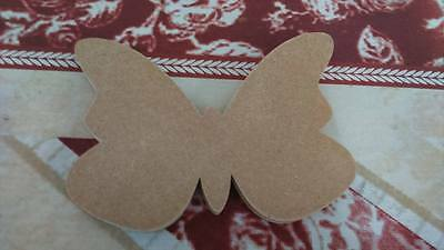 MDF Butterfly shapes