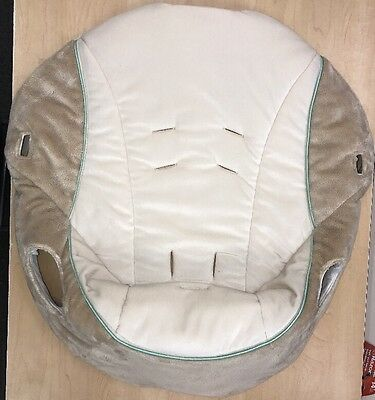 Graco Sweetpeace Soothing Center Swing Cradle Style Replacement Seat Cover Pad