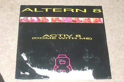 Altern 8 – Activ 8 (Come With Me)     1991   OLD SKOOL RAVE!!
