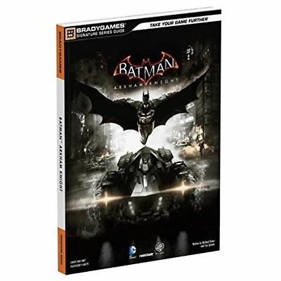 Guide Stratégique -  Batman Arkham Knight - Neuf Sous Blister/new And Sealed