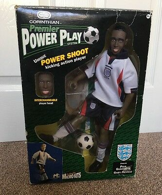Corinthian Premier Power Play Shoot - England Paul Ince & Sol Campbell Boxed