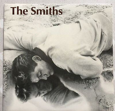"The Smiths -This Charming Man- Rare 7"" Solid Centre Glad Hips Sleeve Morrissey"