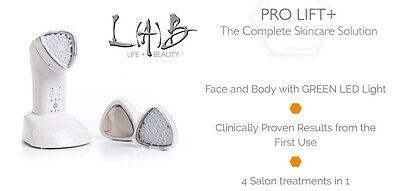"""L(A)B Pro Lift + Face & Body Toning Tone Complete Skincare Solution """"Brand New"""""""