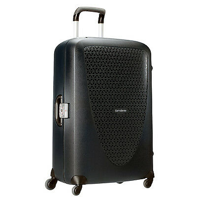 Samsonite Termo Young Spinner 4-Rollen Trolley 78 cm (black)