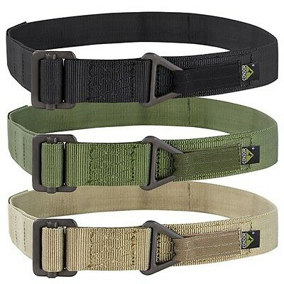 Condor Outdoor Emergency Tactical Riggers Military Duty Utility Belt Sizes S-L