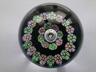 Caithness Art Glass Paperweight Reflections By William Manson