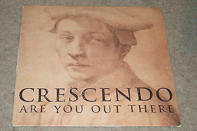 Crescendo ‎– Are You Out There         1995   CLASSIC!!!