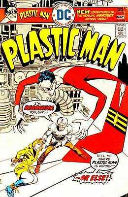 Plastic Man (1966 series) #12 in Near Mint - condition. FREE bag/board