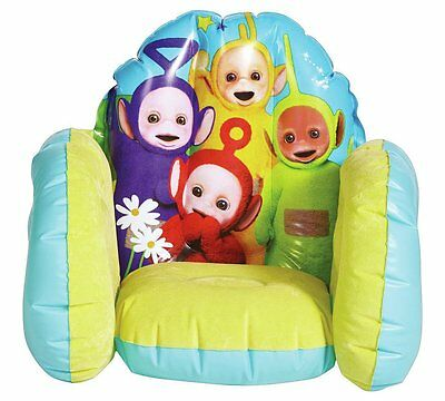 Teletubbies Flocked Chair Is The Perfect Place For Tiny Tots To Unwind And Watch