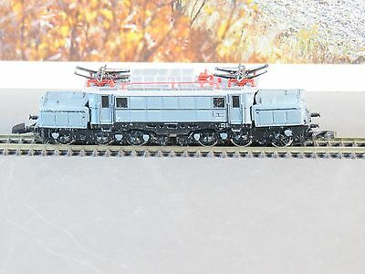Z - Marklin Class 194 Gray Z Scale  Electric German Crock.