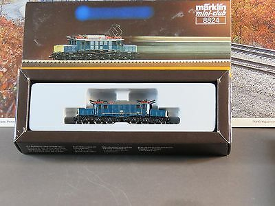 Marklin 8824 Z Scale  Electric German Crock.
