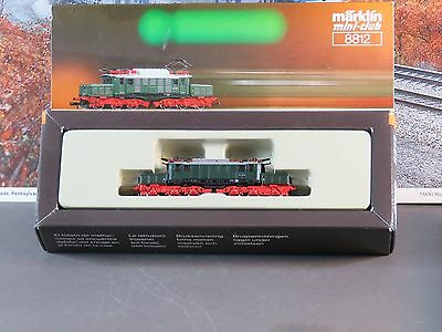 Marklin 8812 Z Scale  Electric German Crock.