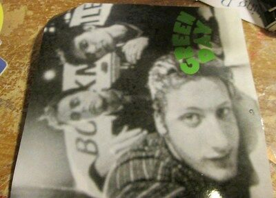 GREEN DAY STICKER COLLECTiBLE RARE VINTAGE 90'S METAL LIVE WINDOW DECAL