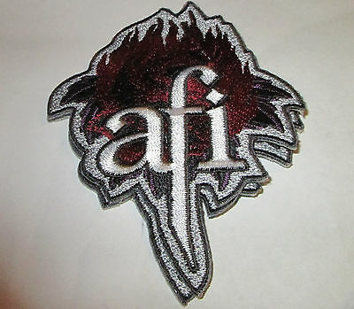 Afi Collectable Rare Vintage Patch Embroided 2004 Metal Live A.f.i.