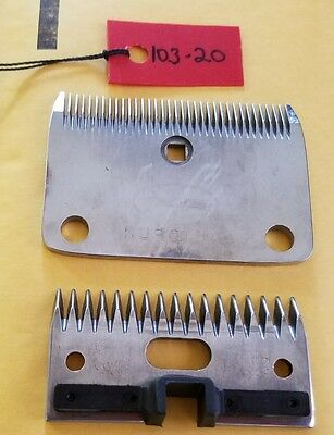 Premier 1 Surgical Comb & Cutter for Livestock Shearing