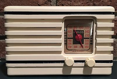 Vintage 1939 Canadian Philco Radio Model 26TI-Restored Condition