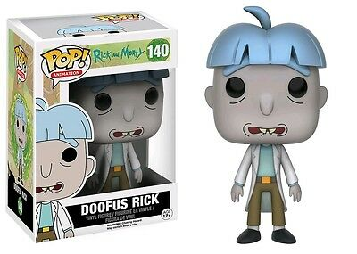Rick and Morty - Doofus Rick US Exclusive Pop! Vinyl [RS]-FUN10862