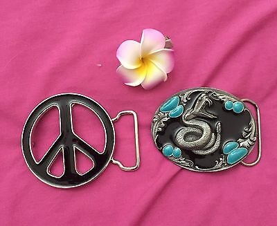 Belt Buckles Interchangeable