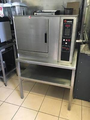 GROEN CC-20-E Convection Steamer Combo / w Stand