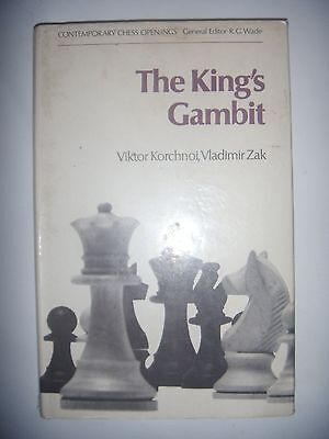 CHESS ECHECS: The King's Gambit, 1974, BE