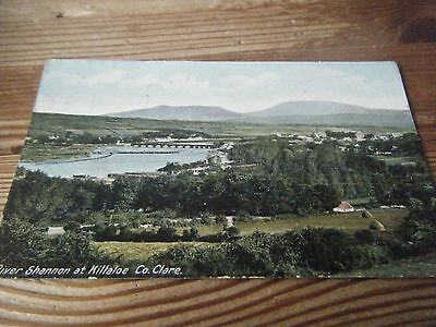 Early  Lawrence Of  Dublin Card -  The River Shannon At Killaloe -  Co Clare -